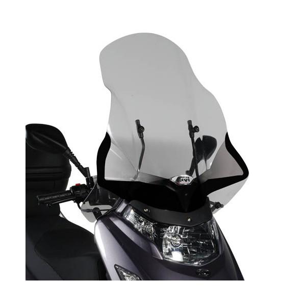 Parbriz transparent Kymco Dink125 '07 0