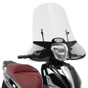 Parbriz transparent Piaggio Beverly 125 ie 300 ie 0