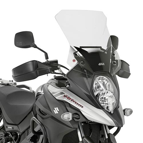 Parbriz transparent Suzuki DL 650 V-Strom 44 x 43 cm (H x W) 0