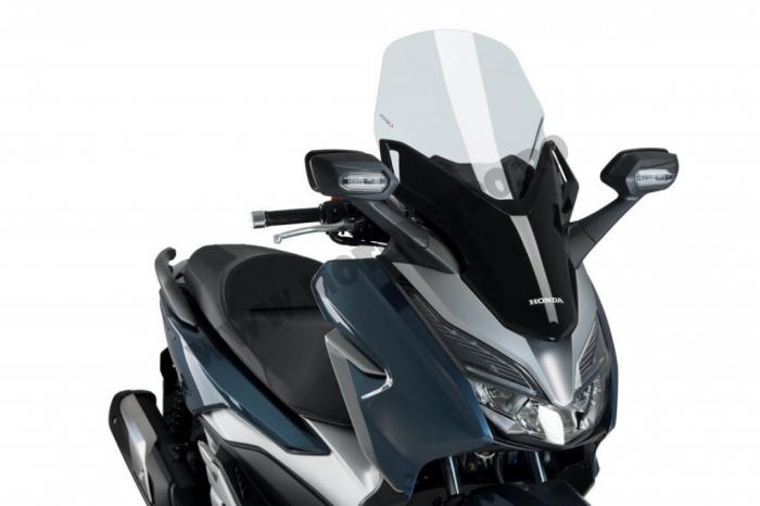 Parbriz V-Techline fumuriu Honda Forza 125/300 [0]