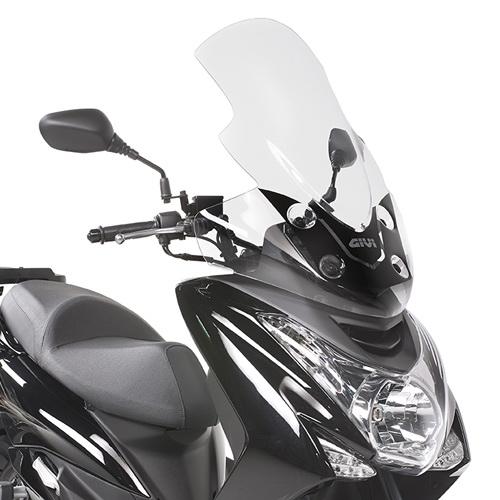 Parbriz Yamaha Majesty S 125 (14>15) 0