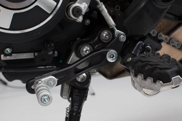 Pedala schimbator viteze Ducati Scrambler Desert Sled (16-).Reglabil 3