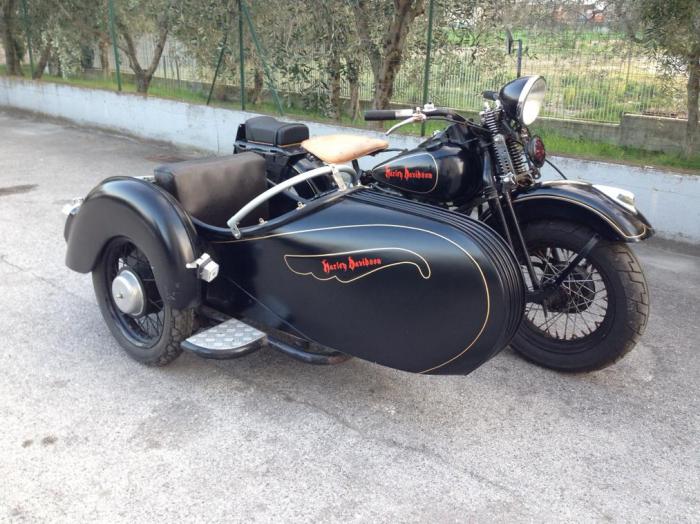 Harley-Davidson WLC - an 1943 [1]