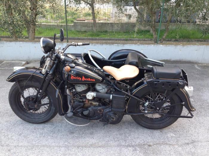 Harley-Davidson WLC - an 1943 [2]