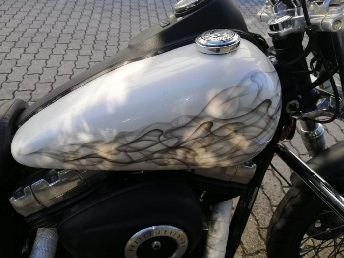 Harley-Davidson STREET BOB - an 2011 [2]