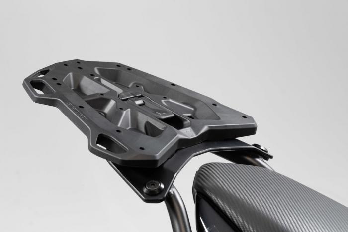 Placa adaptoare pentru Street-Rack negru pentru Givi Monokey 1