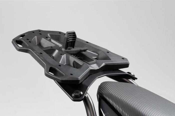 Placa adaptoare pentru Street-Rack negru pentru Givi Monokey 2