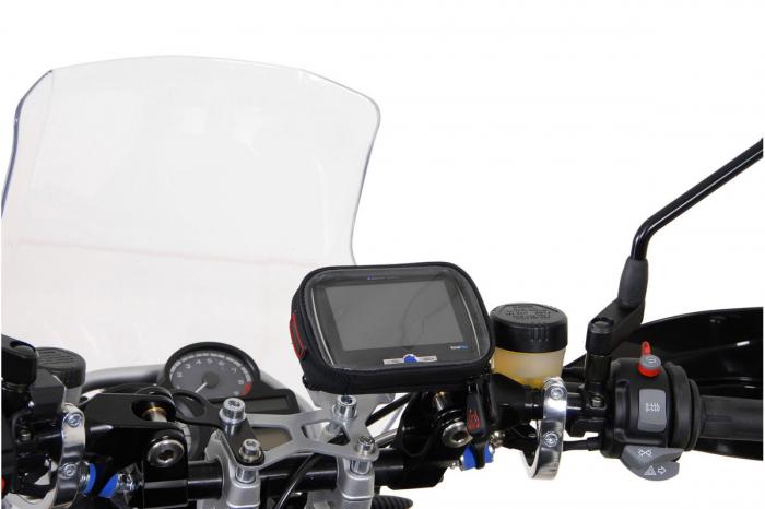 Placuta adaptor pentru GPS Richter system. Negru 3