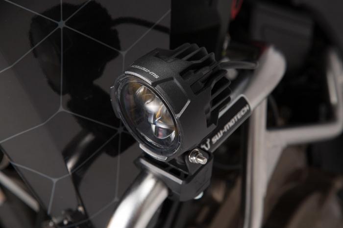 Proiectoare faza lunga EVO LED. Negru 3