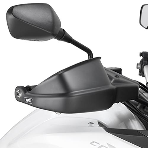 Protecti Maini Givi din ABS Honda Crossrunner [0]
