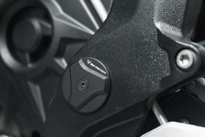 Protectie cadru Negru BMW S 1000 XR (15-). [0]
