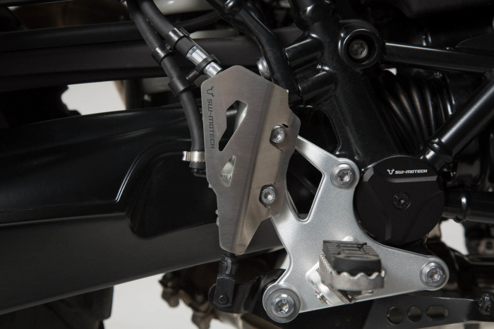 Protectie cilindru frana Argintiu BMW R nineT (14-). 1