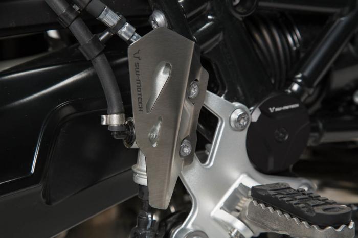 Protectie cilindru frana Argintiu BMW R nineT (14-). 0