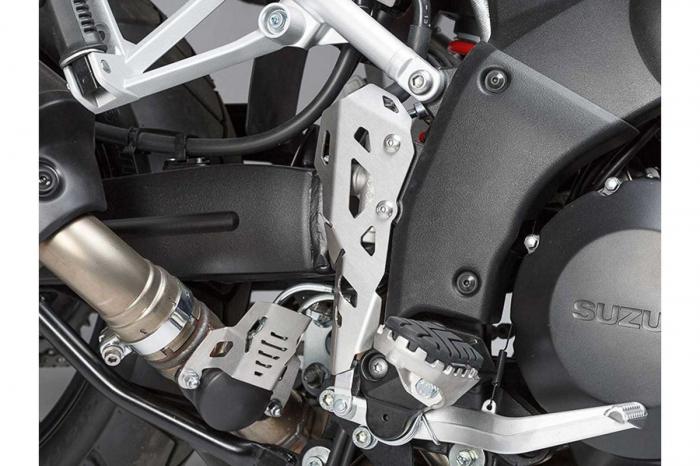 Protectie cilindru frana Argintiu Suzuki V-Strom 1000 (14-). 0