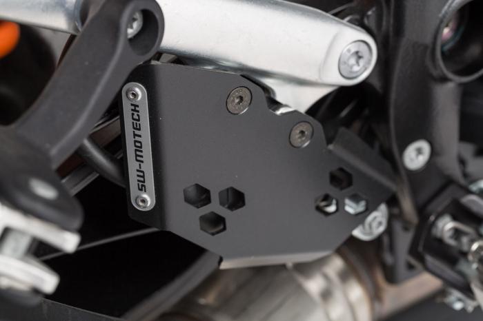 Protectie cilindru frana Negru KTM 1050 / 1190 / 1290 Adventure. 1