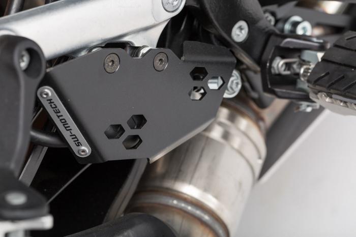 Protectie cilindru frana Negru KTM 1050 / 1190 / 1290 Adventure. 2