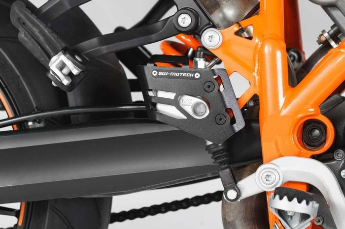 Protectie cilindru frana Negru KTM 990 SMR (07-) / 990 Adventure (06-). 0