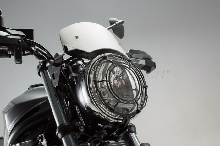 Protectie Far. Negru. Suzuki SV650 ABS 2015- [0]