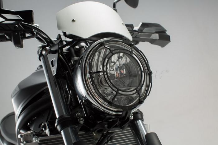 Protectie Far. Negru. Suzuki SV650 ABS 2015- [1]