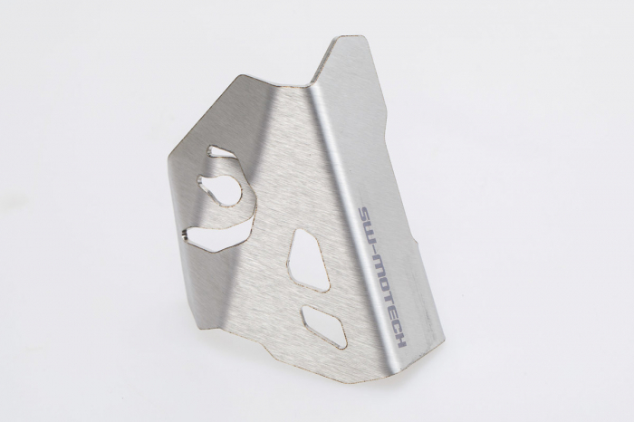 Protectie Intrerupator Cric lateral Kawasaki KLR 650 (08-). Argintiu [0]