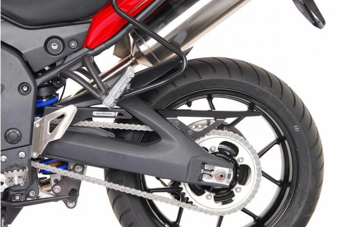 Protectie lant Aluminium. Negru. Triumph Tiger 1050 2006-2012 [0]