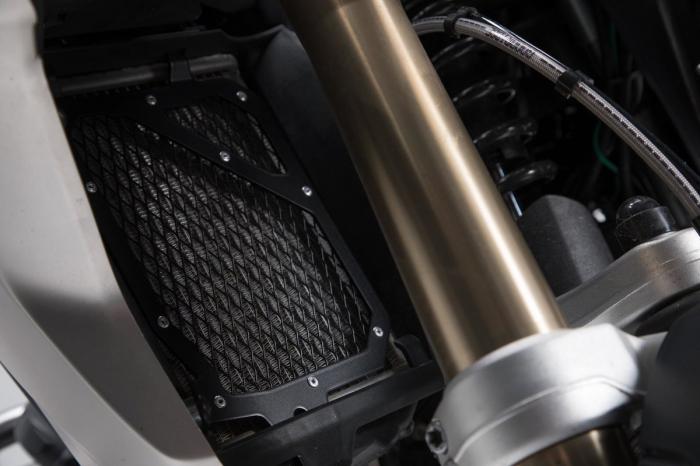 Protectie Radiator negru BMW R 1200 GS LC (16-). 1