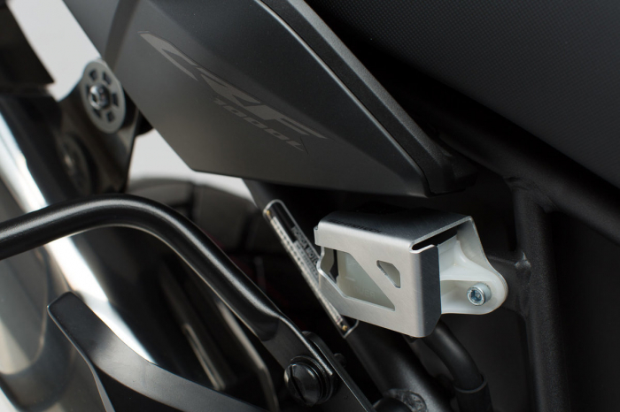 Protectie rezervor lichid frana Argintiu Honda CRF 1000 L Africa Twin (15-). [0]