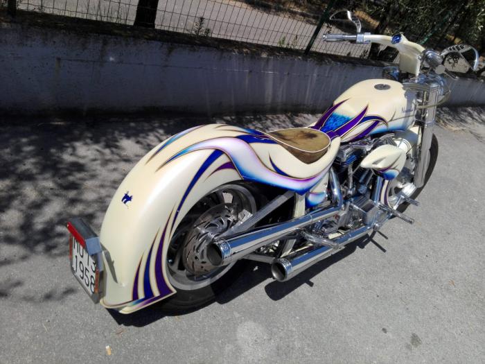 Harley-Davidson FAT BOY - an 1993 [3]