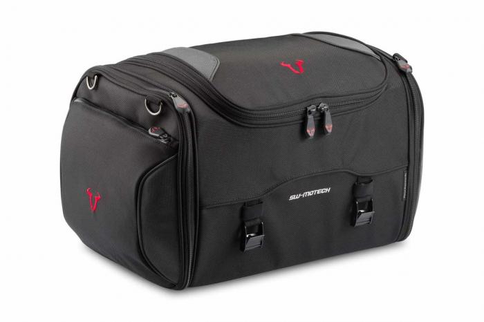 Rackpack geanta codita 36-45 l. Ballistic Nylon. negru /Gri. 0