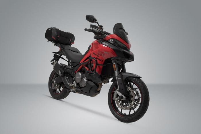 Rackpack top case sistem Ducati Multistrada 1200 Enduro/950/1260. [1]