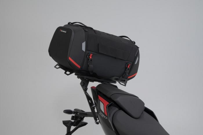 Rackpack top case sistem Yamaha MT-09 Tracer (14-18). [4]