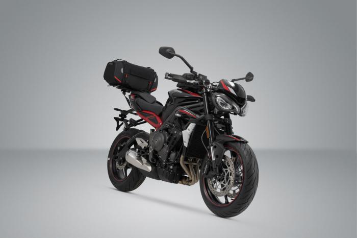 Rackpack top case sistem Yamaha MT-09 Tracer (14-18). [1]