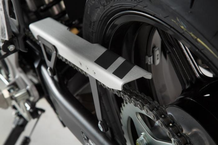 Retro Stiker Ser 17 piese, graphit metalic mat Suzuki SV650 2015- 4