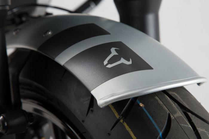 Retro Stiker Ser 17 piese, graphit metalic mat Suzuki SV650 2015- 0