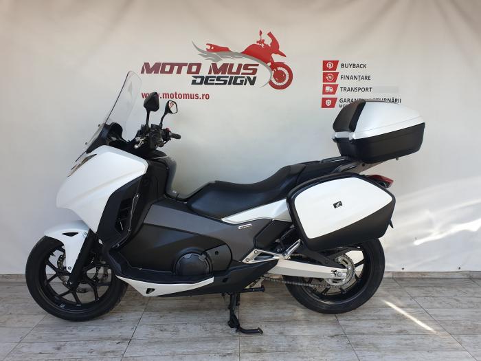 Scooter Honda NC750D INTEGRA ABS 750cc 54CP - H00622 [6]