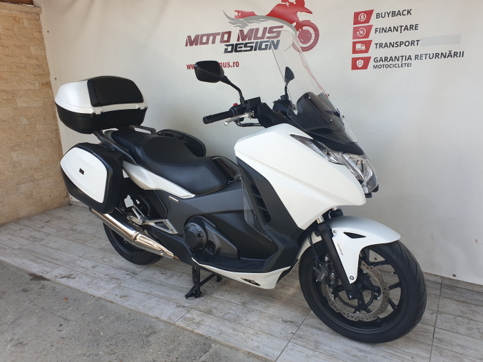 Scooter Honda NC750D INTEGRA ABS 750cc 54CP - H00622 [4]