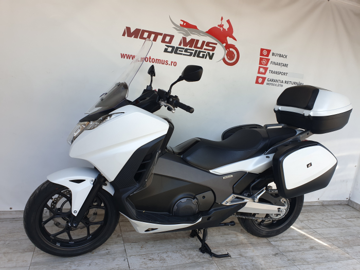 Scooter Honda NC750D INTEGRA ABS 750cc 54CP - H00622 [7]