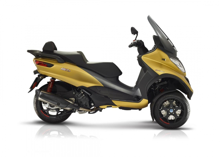 Scooter MP3 500 hpe Sport Advanced 0