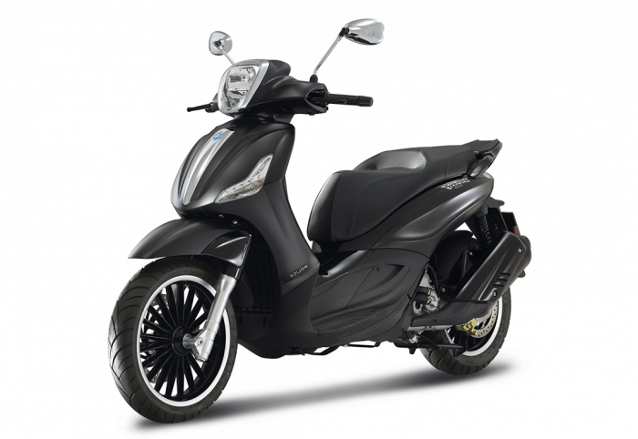 Scooter Piaggio BEVERLY 300 ABS E4 POLICE 2
