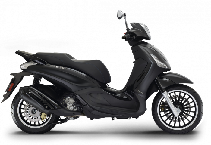 Scooter Piaggio BEVERLY 300 ABS E4 POLICE 0