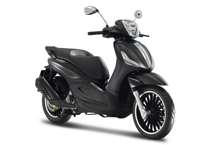 Scooter Piaggio BEVERLY 300 ABS E4 POLICE 1