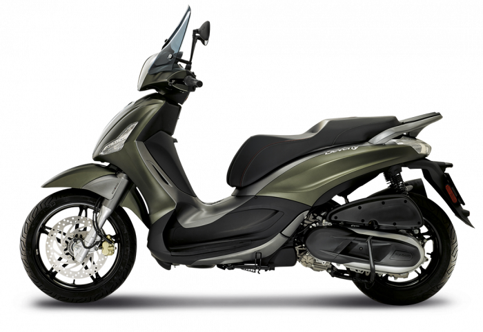 Scooter Piaggio BEVERLY 350 ABS SPORT TOURING 12
