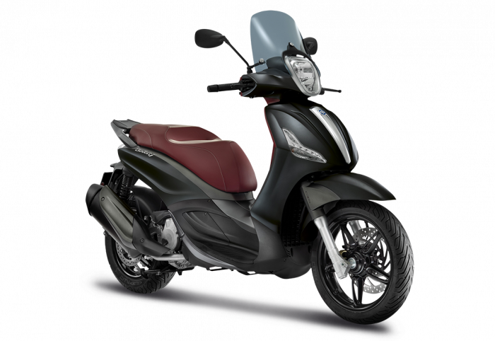 Scooter Piaggio BEVERLY 350 ABS SPORT TOURING 9