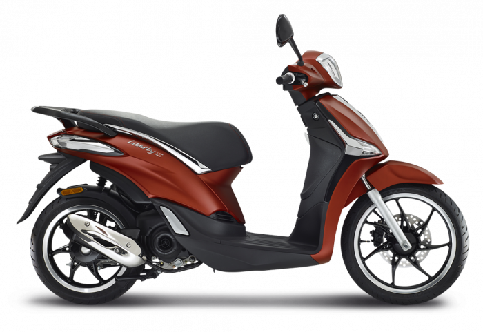 Scooter Piaggio LIBERTY S125 ABS 7