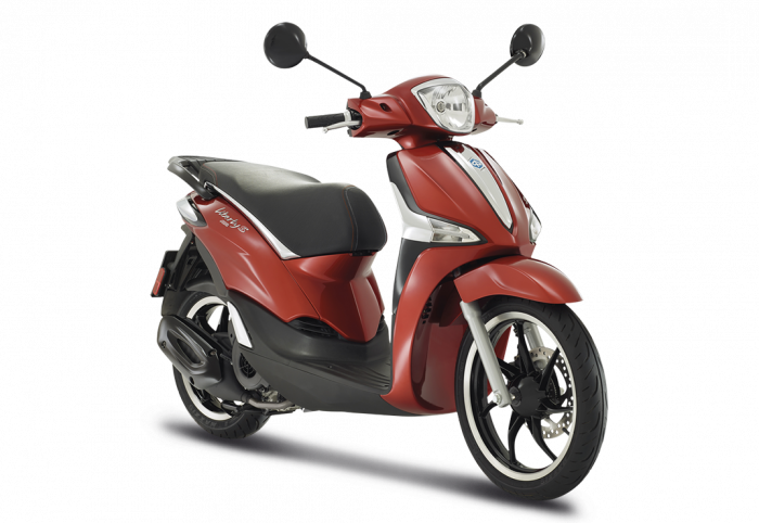 Scooter Piaggio LIBERTY S125 ABS 2