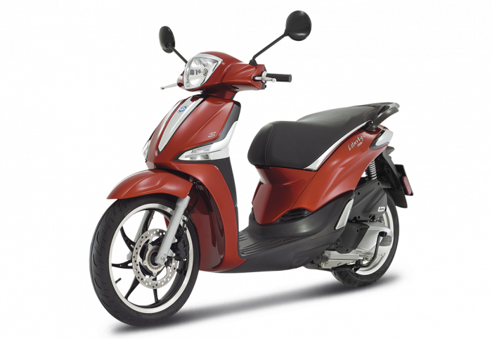 Scooter Piaggio LIBERTY S125 ABS 4