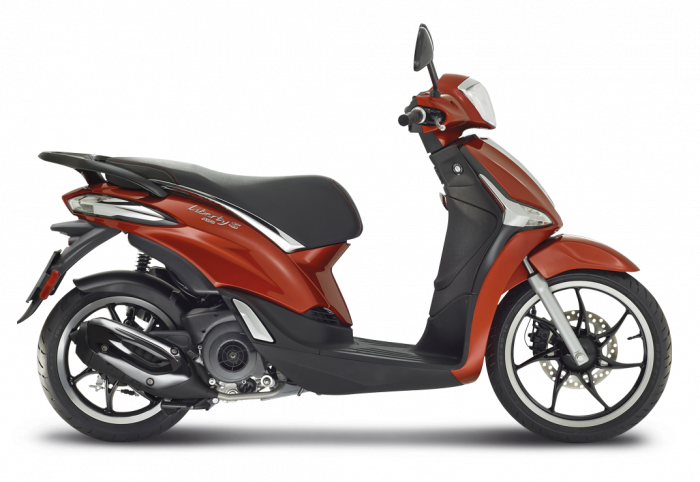 Scooter Piaggio LIBERTY S125 ABS 0