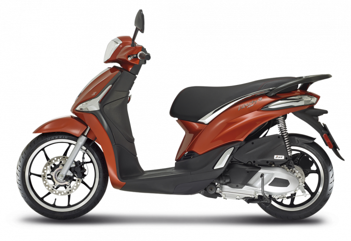 Scooter Piaggio LIBERTY S125 ABS 8