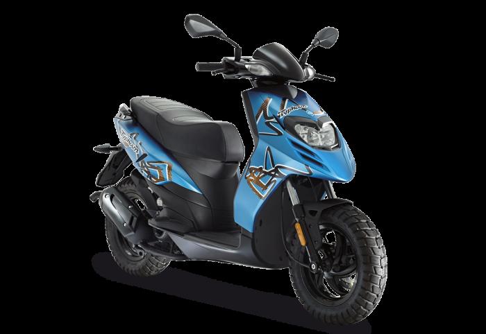 Scooter Piaggio TYPHOON 504T 4
