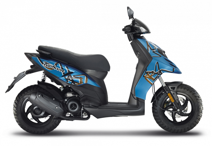 Scooter Piaggio TYPHOON 504T 3